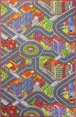 Associated Weavers Dětský kusový koberec silnice Big City