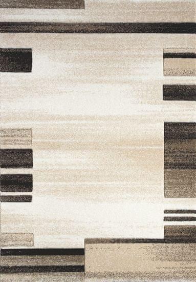 Spoltex Kusový koberec Livia cream F 980 80x150