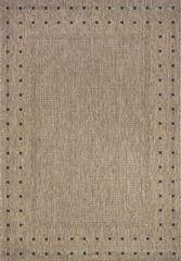 Devos Kusový koberec FLOORLUX Coffee/Black 20329 Spoltex