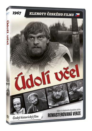 Údolí včel - edice KLENOTY ČESKÉHO FILMU (remasterovaná verze) - DVD