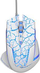 E-Blue Mazer Pro, bílá/modrá (EMS600WHCA-IU)