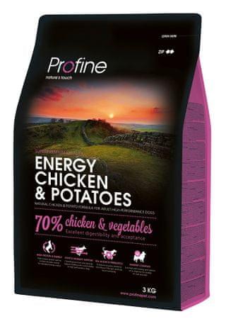 Profine karma dla psów Adult Chicken & Potatoes 3 kg