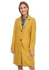 s.Oliver Női kabát 05.909.52.8963.1543 Curry