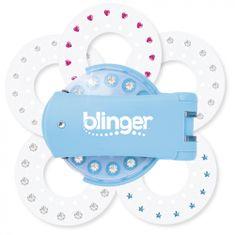 Blinger: Diamentowa kolekcja - turkusowy