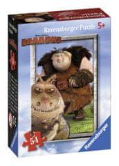 Ravensburger Mini Puzzle - Dragons