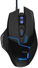 E-Blue Mazer V2, fekete (EMS626BKAA-IU)