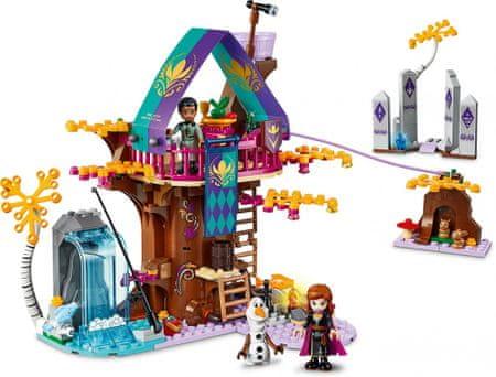 LEGO Disney Princess 41164 Čarovný domček na strome