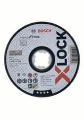 BOSCH Professional ploča za rezanje X-LOCK Expert for Inox 125x1.6x22.23, ravna (2608619265)