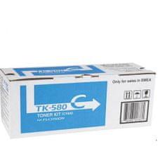 Kyocera  Toner TK-580C azurový (1T02KTCNL0).