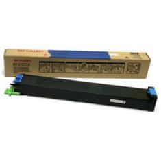 Sharp  Toner MX-27GTCA azurový (MX27GTCA).