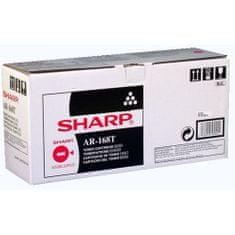 Sharp  Toner AR-168T černý (AR168T).