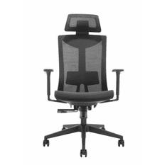 UVI Chair radni stolac, crni