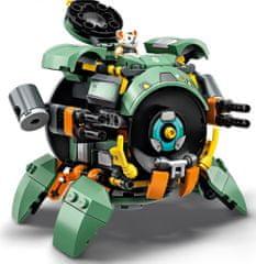 LEGO Overwatch 75976 kroglja za rušenje