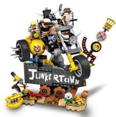 LEGO Overwatch 75977 Junkrat Roadhog