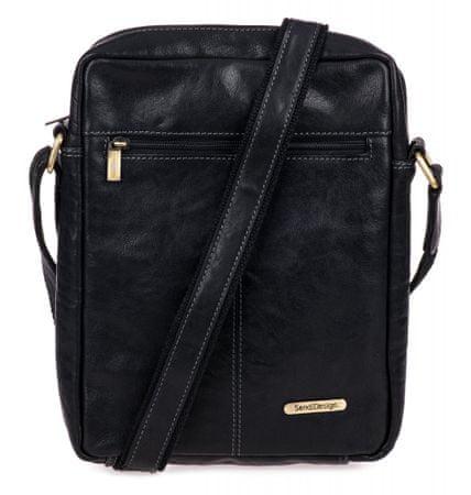 Sendi Design pánská crossbody taška CT-701 černá