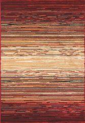 Spoltex Kusový koberec Cambridge red/beige 5668