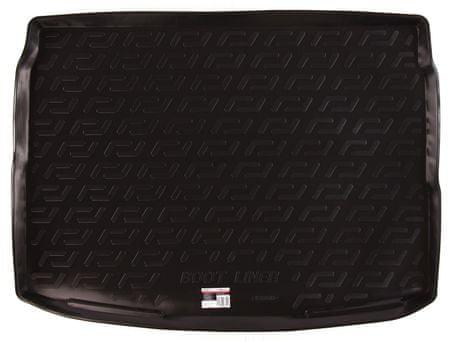 SIXTOL Plastikowa wanna do bagażnika Nissan Qashqai II (J11) (13-)