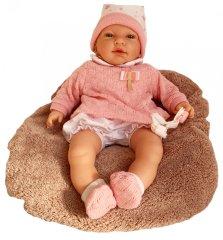 Nines 30761 dojenček Mi Bebito Star, 45 cm