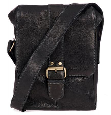 Sendi Design pánská crossbody taška CT-712 černá