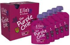Ella's Kitchen Ovocné pyré - Purple One (Borůvka) - 5 ks