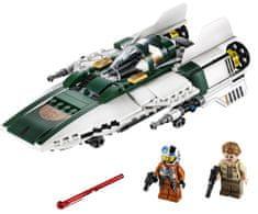 LEGO Star Wars™ 75248 Vadászrepülőgép A-Wing Ellenállás™