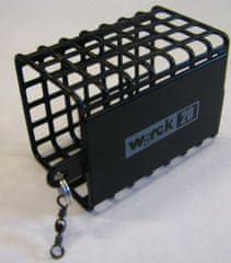 Wirek Feederové krmítko hranaté Wirek s obratlíkem 5 - 120g