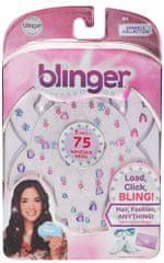 Blinger: Diamantová kolekce náhradní náplň 75 kamínků mix tvarů