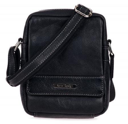 Sendi Design pánská crossbody taška SD-100 černá