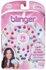 Zestaw uzupełniający Blinger: Kolekcja diamentowa 75 kamieni, kolorowe