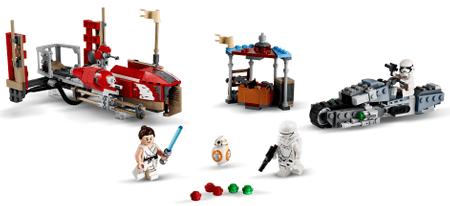 LEGO Star Wars™ 75250 Pościg ścigaczy