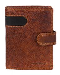 Sendi Design 5704L COW muški novčanik
