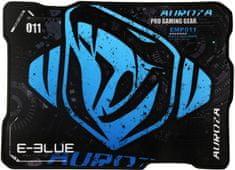 E-Blue Auroza, M, herná, látková, čierna/modrá (EMP011BK-M)