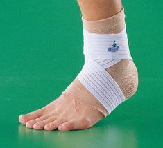 Oppo Medical Návlek členku elastický s extra spevňujúcim pásom