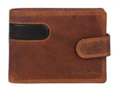 Sendi Design portfel męski B-01L COW