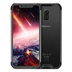 iGET Blackview BV9600 mobilni telefon, 4GB RAM, 64GB, 8x2,0 Ghz, android, crni