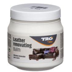TRG One Biely Krém na koženú sedačku Leather Renovating Balm - White 101
