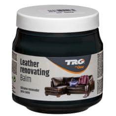 TRG One Zelený Krém na koženú sedačku Leather Renovating Balm - Green 133