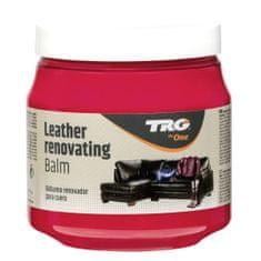TRG One Červený Krém na koženú sedačku Leather Renovating Balm - Red 112
