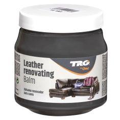 TRG One Šedý Krém na koženú sedačku Leather Renovating Balm - Grey 115