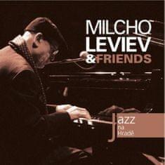 Leviev Milcho: Jazz na Hradě: Milcho Leviev & Friends - CD