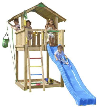 Jungle Gym Dětské hřiště Chalet