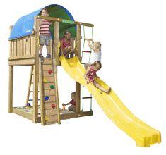 Jungle Gym Dětské hřiště Villa