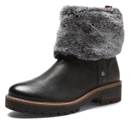 Wrangler dámská kotníčková obuv Denver Boot WL92523A 36 černá