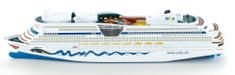 SIKU statek wycieczkowy 1:1400