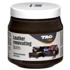 TRG One Hnedý Krém na koženú sedačku Leather Renovating Balm - Dark Brown 106