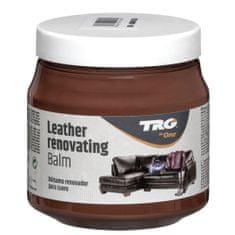 TRG One Hnedý Krém na koženú sedačku Leather Renovating Balm - London Tan 186