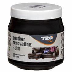 TRG One Čierny Krém na koženú sedačku Leather Renovating Balm - Black 118