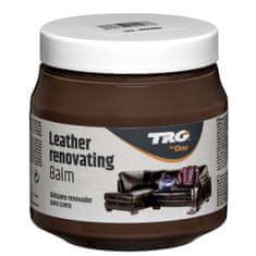 TRG One Hnedý Krém na koženú sedačku Leather Renovating Balm Brown 139