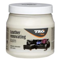 TRG One Bezfarebný Krém na koženú sedačku Leather Renovating Balm - Transparent 100