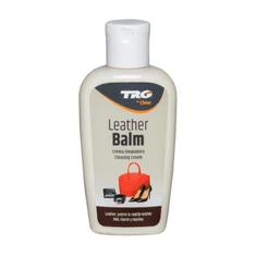 TRG One Čistící balzám na kůži 2v1 Leather Balm Transparent